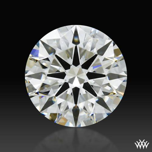 1.36 ct H VS2 A CUT ABOVE® Hearts and Arrows Super Ideal Round Cut Loose Diamond