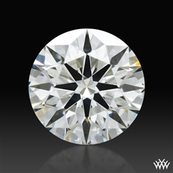 1.39 ct I VS2 A CUT ABOVE® Hearts and Arrows Super Ideal Round Cut Loose Diamond