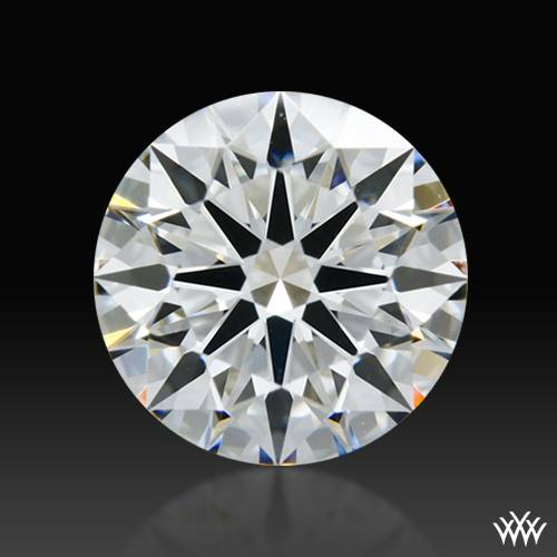 0.84 ct E VVS2 A CUT ABOVE® Hearts and Arrows Super Ideal Round Cut Loose Diamond