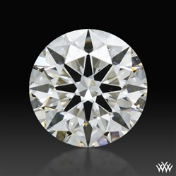 0.656 ct H VS2 A CUT ABOVE® Hearts and Arrows Super Ideal Round Cut Loose Diamond
