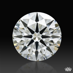 0.642 ct H VS2 A CUT ABOVE® Hearts and Arrows Super Ideal Round Cut Loose Diamond