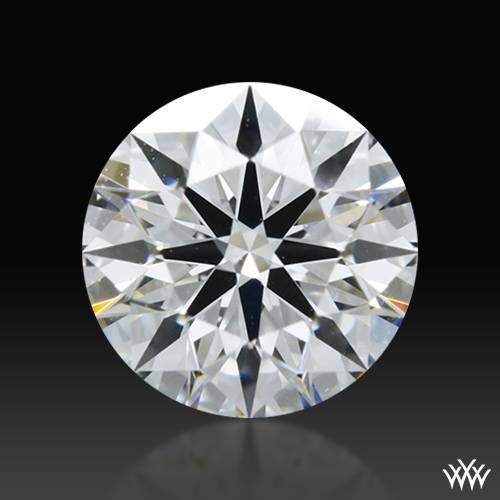 0.651 ct D VVS2 A CUT ABOVE® Hearts and Arrows Super Ideal Round Cut Loose Diamond