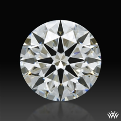 1.475 ct H VS2 A CUT ABOVE® Hearts and Arrows Super Ideal Round Cut Loose Diamond