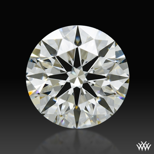 1.426 ct K VS2 A CUT ABOVE® Hearts and Arrows Super Ideal Round Cut Loose Diamond