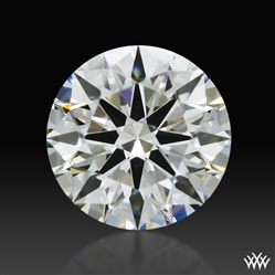 0.925 ct H VS2 A CUT ABOVE® Hearts and Arrows Super Ideal Round Cut Loose Diamond