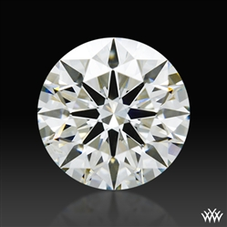 1.696 ct H SI1 A CUT ABOVE® Hearts and Arrows Super Ideal Round Cut Loose Diamond