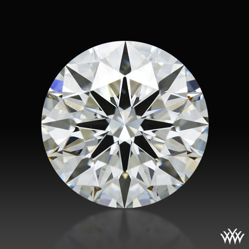 1.52 ct H VS2 A CUT ABOVE® Hearts and Arrows Super Ideal Round Cut Loose Diamond