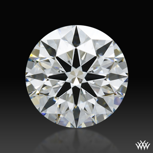 1.031 ct E VS1 A CUT ABOVE® Hearts and Arrows Super Ideal Round Cut Loose Diamond