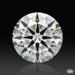 1.075 ct I VS2 A CUT ABOVE® Hearts and Arrows Super Ideal Round Cut Loose Diamond