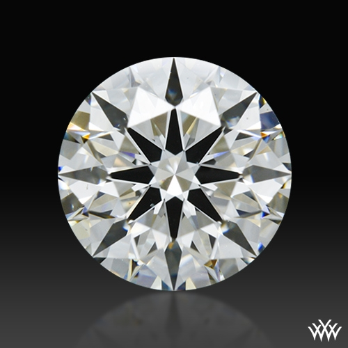 1.14 ct H VS2 A CUT ABOVE® Hearts and Arrows Super Ideal Round Cut Loose Diamond