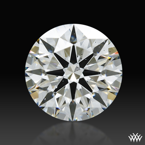 1.177 ct I VS2 A CUT ABOVE® Hearts and Arrows Super Ideal Round Cut Loose Diamond