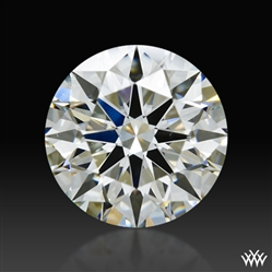 1.154 ct J VS2 A CUT ABOVE® Hearts and Arrows Super Ideal Round Cut Loose Diamond