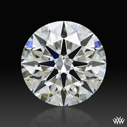 1.233 ct G VS2 A CUT ABOVE® Hearts and Arrows Super Ideal Round Cut Loose Diamond
