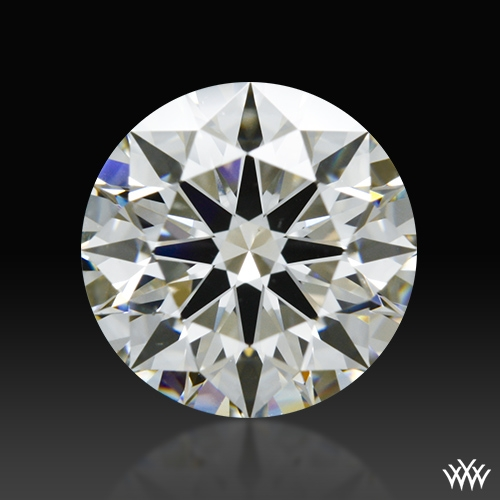 1.226 ct I VS2 A CUT ABOVE® Hearts and Arrows Super Ideal Round Cut Loose Diamond