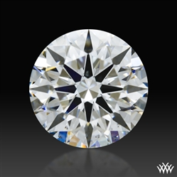 0.891 ct F SI1 Expert Selection Round Cut Loose Diamond