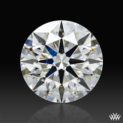 0.893 ct G SI1 A CUT ABOVE® Hearts and Arrows Super Ideal Round Cut Loose Diamond