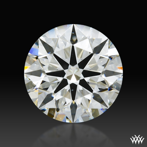 0.876 ct H VS2 Expert Selection Round Cut Loose Diamond