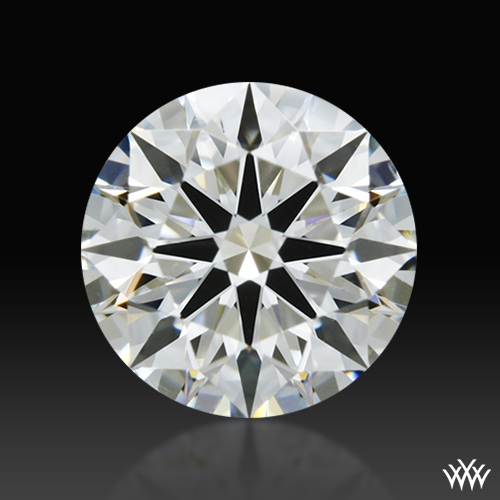 0.90 ct H SI1 A CUT ABOVE® Hearts and Arrows Super Ideal Round Cut Loose Diamond