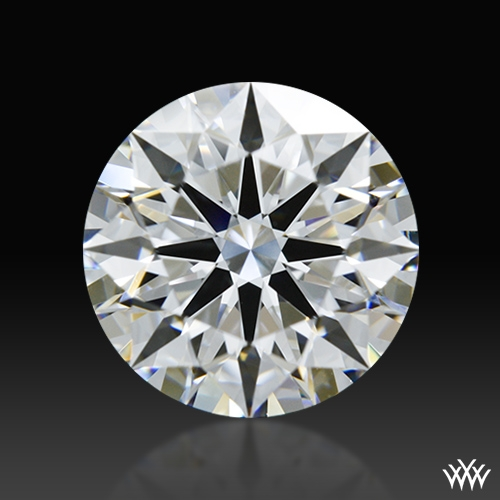 1.537 ct D VVS2 A CUT ABOVE® Hearts and Arrows Super Ideal Round Cut Loose Diamond
