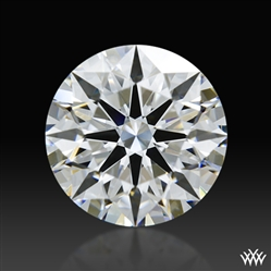 1.537 ct D VVS2 A CUT ABOVE® Hearts and Arrows Super Ideal Round Cut Loose Diamond