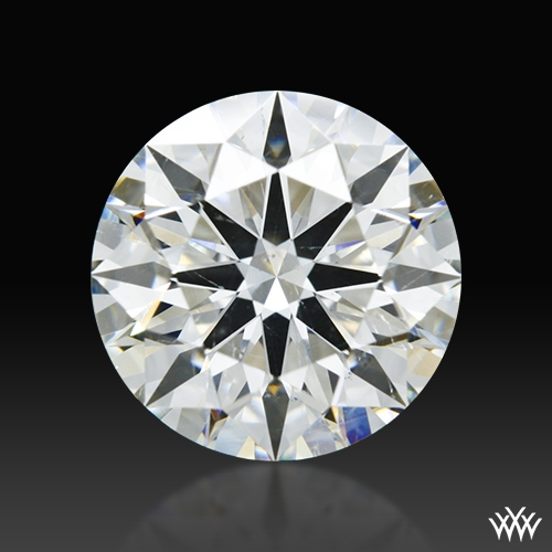 2.24 ct I SI1 A CUT ABOVE® Hearts and Arrows Super Ideal Round Cut Loose Diamond