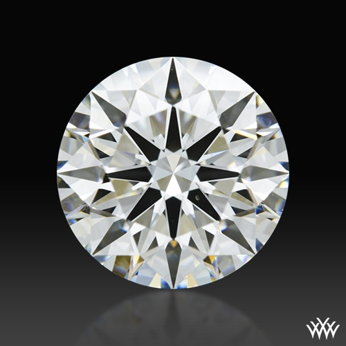 2.007 ct I VS2 A CUT ABOVE® Hearts and Arrows Super Ideal Round Cut Loose Diamond