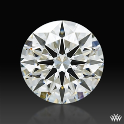 2.107 ct J VS2 A CUT ABOVE® Hearts and Arrows Super Ideal Round Cut Loose Diamond