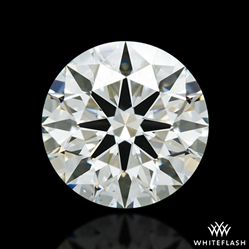 2.362 ct K VS1 A CUT ABOVE® Hearts and Arrows Super Ideal Round Cut Loose Diamond