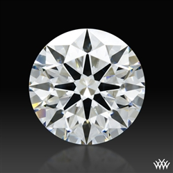 2.062 ct H VS2 A CUT ABOVE® Hearts and Arrows Super Ideal Round Cut Loose Diamond
