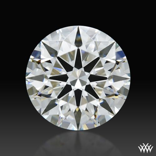 1.523 ct H VS2 A CUT ABOVE® Hearts and Arrows Super Ideal Round Cut Loose Diamond