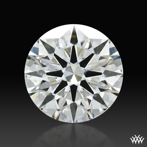 1.60 ct I SI2 A CUT ABOVE® Hearts and Arrows Super Ideal Round Cut Loose Diamond