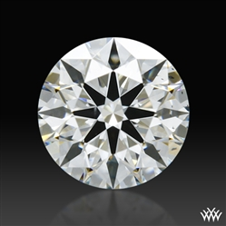 0.818 ct G SI1 A CUT ABOVE® Hearts and Arrows Super Ideal Round Cut Loose Diamond