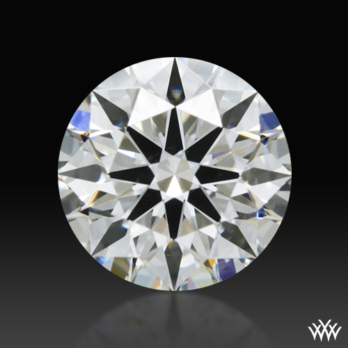 0.632 ct H VS2 A CUT ABOVE® Hearts and Arrows Super Ideal Round Cut Loose Diamond