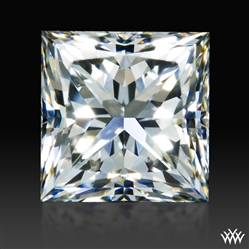 0.843 ct G VS2 A CUT ABOVE® Princess Super Ideal Cut Diamond
