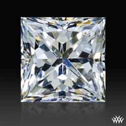 1.043 ct G SI2 A CUT ABOVE® Princess Super Ideal Cut Diamond