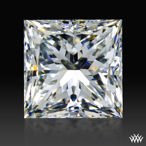 1.326 ct H VS1 A CUT ABOVE® Princess Super Ideal Cut Diamond
