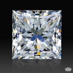 0.751 ct G SI2 A CUT ABOVE® Princess Super Ideal Cut Diamond