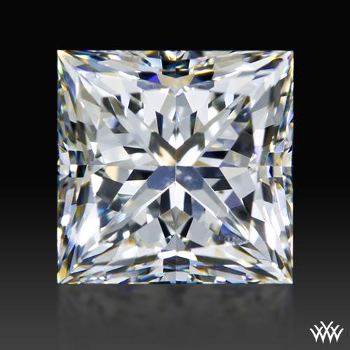 1.014 ct G SI1 A CUT ABOVE® Princess Super Ideal Cut Diamond