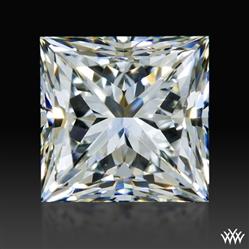 0.807 ct H VS1 A CUT ABOVE® Princess Super Ideal Cut Diamond