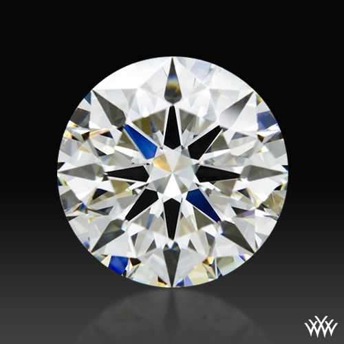 1.733 ct I SI1 A CUT ABOVE® Hearts and Arrows Super Ideal Round Cut Loose Diamond