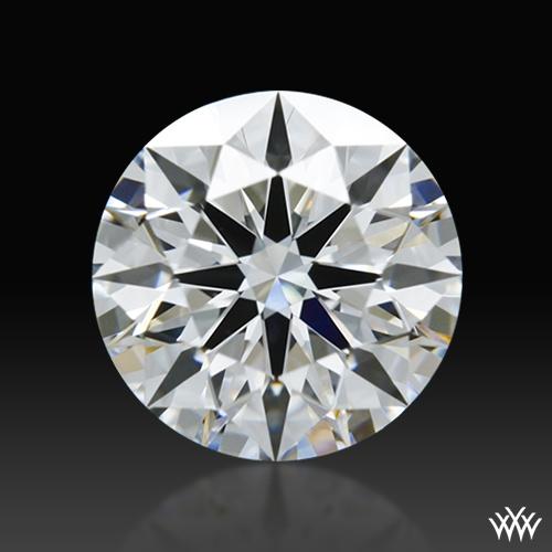 1.07 ct E VVS1 A CUT ABOVE® Hearts and Arrows Super Ideal Round Cut Loose Diamond
