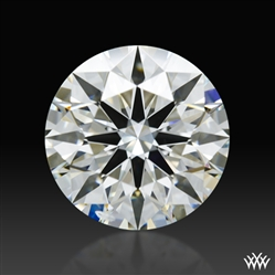 1.41 ct I SI1 A CUT ABOVE® Hearts and Arrows Super Ideal Round Cut Loose Diamond