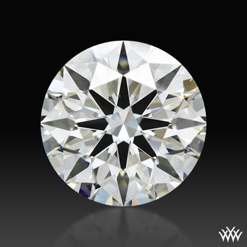 1.32 ct I VS2 A CUT ABOVE® Hearts and Arrows Super Ideal Round Cut Loose Diamond