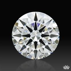 0.605 ct F SI1 Expert Selection Round Cut Loose Diamond