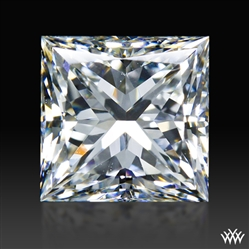 1.531 ct G VS1 A CUT ABOVE® Princess Super Ideal Cut Diamond
