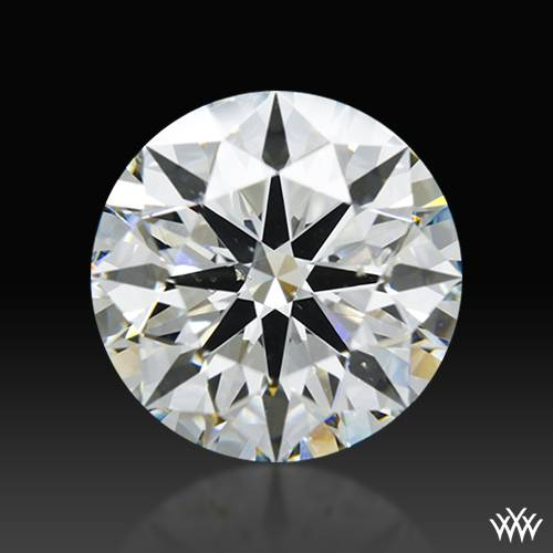2.92 ct I SI1 A CUT ABOVE® Hearts and Arrows Super Ideal Round Cut Loose Diamond