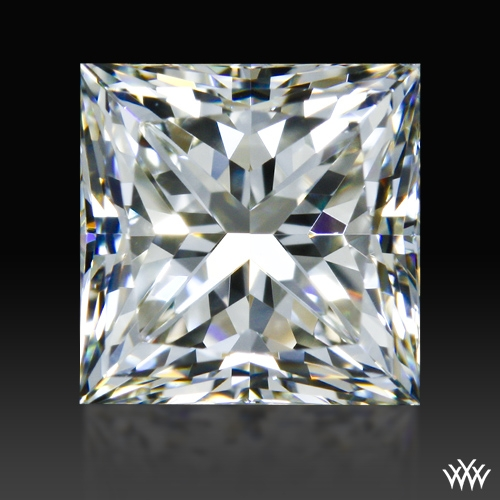 1.035 ct J VS1 A CUT ABOVE® Princess Super Ideal Cut Diamond