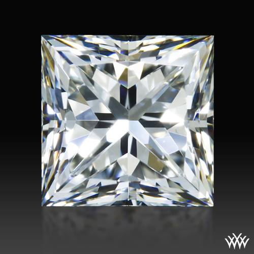 0.92 ct H VS2 A CUT ABOVE® Princess Super Ideal Cut Diamond
