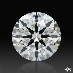 1.033 ct D VS1 A CUT ABOVE® Hearts and Arrows Super Ideal Round Cut Loose Diamond
