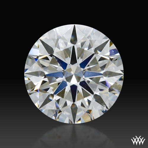0.802 ct H SI1 Expert Selection Round Cut Loose Diamond